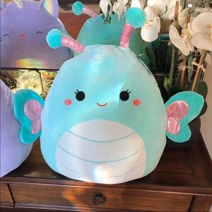 "🌟🦋💖16"" Squishmallow Reina the Butterfly💖🦋🌟"